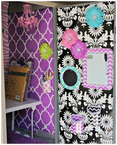 For the kiddos on pinterest duct tape indoor activities for Locker decorations you can make at home