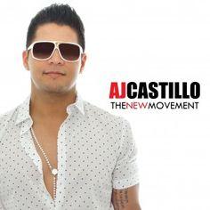 AJ Castillo: The New Movement (Audio CD) Release Date: 11/20/2012 TRACKS: Enloquecer | Te Quiero Amar | En Mi Corazón (f/Sergio Castillo) | La Quemadita | Solo Mentías | Tiempo Quemado (f/Sergio Castillo) | Volar Bailando | Olvidarnos de Ellas | Adoro (f/Sergio Castillo) | Que Nos Paso...Available at: http://ajcastillo.com/aj1/?page_id=2022 | iTunes: https://itunes.apple.com/us/album/the-new-movement/id579739535 | CD Baby: http://www.cdbaby.com/cd/AJCastillo5 | Amazon: http://amzn.com/B00ACT2JQC
