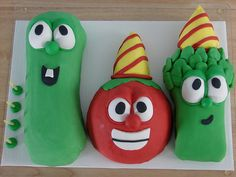 Veggie Tale party