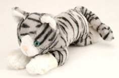 Paws & Claws Gray Tiger Cat at theBIGzoo.com, a family-owned store. Check our sales & FREE Shipping.