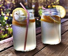 lemon and water.. my favourite drink of summer. summer-summer-summer
