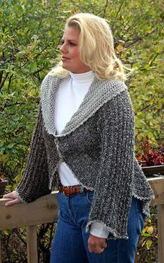 plus size crochet on Pinterest crochet jacket, crochet ...