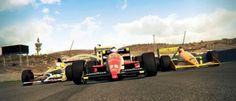 F1 2013, a la venta El simulador de Fórmula 1 se comercializa en dos ediciones con contenido clásico para los más nostálgicos.