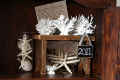 How to Make Faux Coral {Inspired by Pottery Barn}