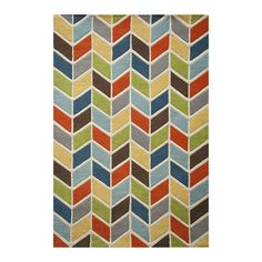 Tally Rug 5x8 Multi, $299, now featured on Fab.