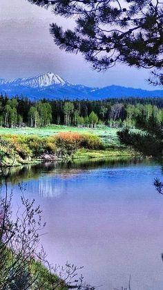 Rocky Mountain National Park - Colorado - USA - By Dan Sproul