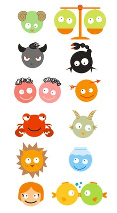 zodiac cuteness!