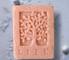 Soap Mold,Cake Mold Big Life Tree Christmas Gift Silicone Mold, For Soap, Candy,Cake, Ice,Craft. $9.99, via Etsy.
