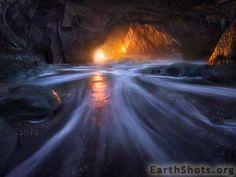 Light from within by Marc Adamus