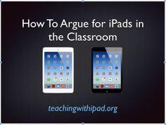 Analyzing iPad Myths inEducation