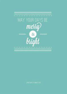 2013 Turquoise Christmas Planner Free Printable Christmas Planner 2013 - gift planner, party planner, typography, christmas quotes, subway art, christmas design, gift planner, recipe planner, menu planner, christmas baking, organized christmas.