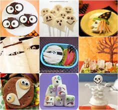 41 Cutest Halloween Food Ideas