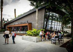 The First Starbucks Reserve Store, Downtown Disney, Orlando, Florida