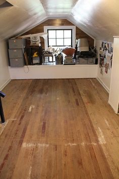 How to Refinish a Wood Floor