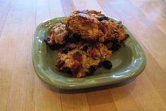 Blueberry Coconut Pecan Breakfast Cookies | G-Free Foodie #GlutenFree