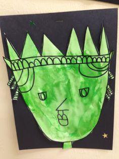 Chalk Talk: A Kindergarten Blog: The Statue of Liberty