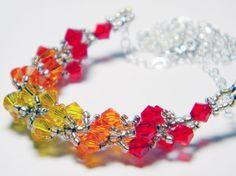 Firefly Jayne Hat Inspired Swarovski Necklace by WhimsyBeading, $35.00