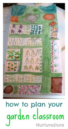 how to plan your garden classroom