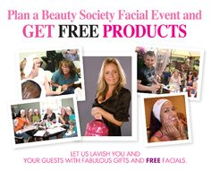 ask me how you can get your skincare for free!
