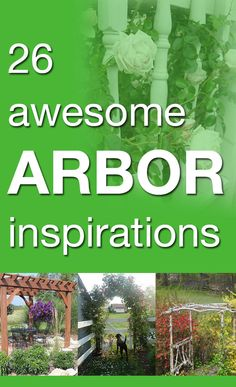 26 awesome arbor inspirations