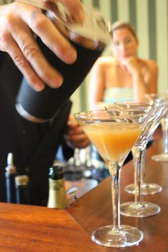 """Perfect Fall Drink Recipe: Courvoisier's """"Lady C"""" Cognac Cocktail The 10-Minute Happy Hour 