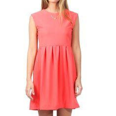 Coral dress #Dreivip