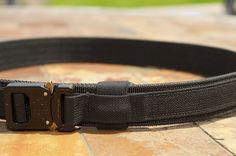 Ares Gear Ranger Belt - Black/Black