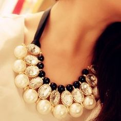 Exquisite Gemstone Embellished Multi-Layered Beaded Pendant Necklace For Women