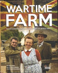 bbc wartime farm