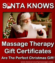 massage gift cards moore