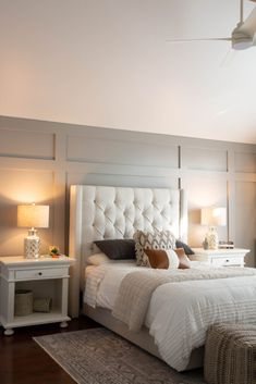 DEER + SHILOH MASTER BEDROOM PROJECT - CLARK + ALDINE