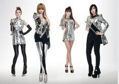 2NE1 Voted Most Anticipated Artist for June #2ne1 #Mnet #Kpop