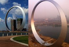 Ring of Life, Fushun China