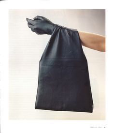 gaultier glove bag