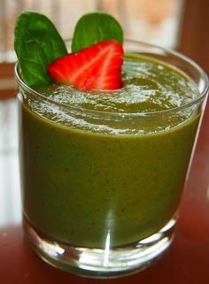 Healthy All Natural Smoothies