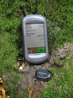 Geocaching with an outdoor unit and chirp