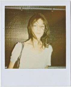 Charlotte Gainsbourg x A Polaroid Story