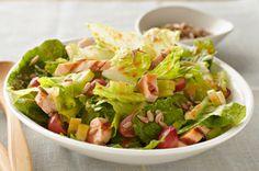 Honey Chicken and Grape Salad recipe