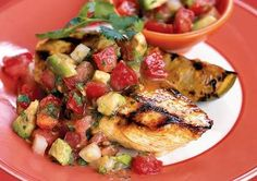 10 Slimming Chicken Dishes: Steady blood sugar and rev weight loss with delicious chicken dishes