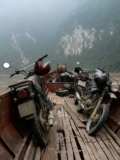 Where ever this is, I bet it is one amazing journey.  Find your next adventure at Exvana.com
