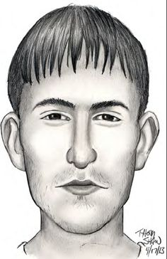 "HOME INVASION: If you have information on any of the four suspects, call 855 TIPS C2C, use our web based tip form or DM us on Twitter - @c2case. Reward of $1,000. You can remain anonymous. The suspect in the composite sketch, a White male, is described as being 17 to 25-years-old, 5'9"" to 5'10"" tall, with brown eyes and short black hair. He was further described as having scruffy facial hair. He was wearing a long-sleeved gray shirt with graffiti style writing and baggy jeans."