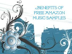 Benefits of Amazon Music Samples
