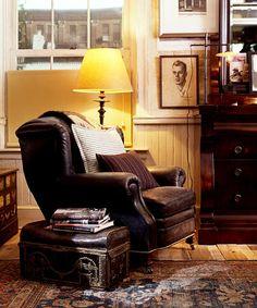 Gorgeous comfort (Ralph Lauren  Home Collection)