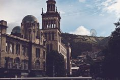 cate underwood.: Perfect Tbilisi.