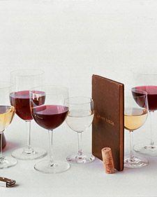 Wine-Tasting Party 101 - Martha Stewart Entertaining