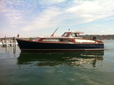 The Lake Geneva Cruise Line's Lorelei. Completely restored for the 2013 season. Book your charter now!
