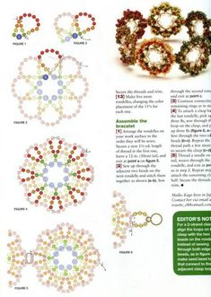 Schemes | biser.info - Beads and Beading