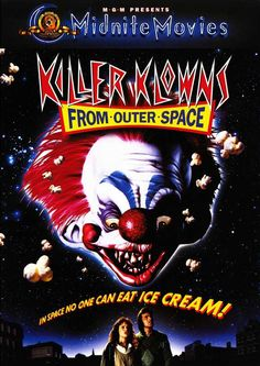 Movie Killer Klowns From Outer Space 1988