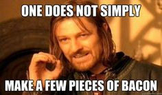 Indeed, Boromir. Indeed....