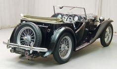 U.K. 1949 MG TC